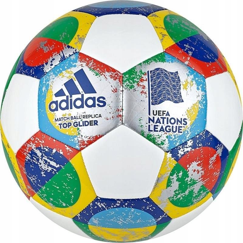 Piłka nożna adidas UEFA Top Glider CW5268
