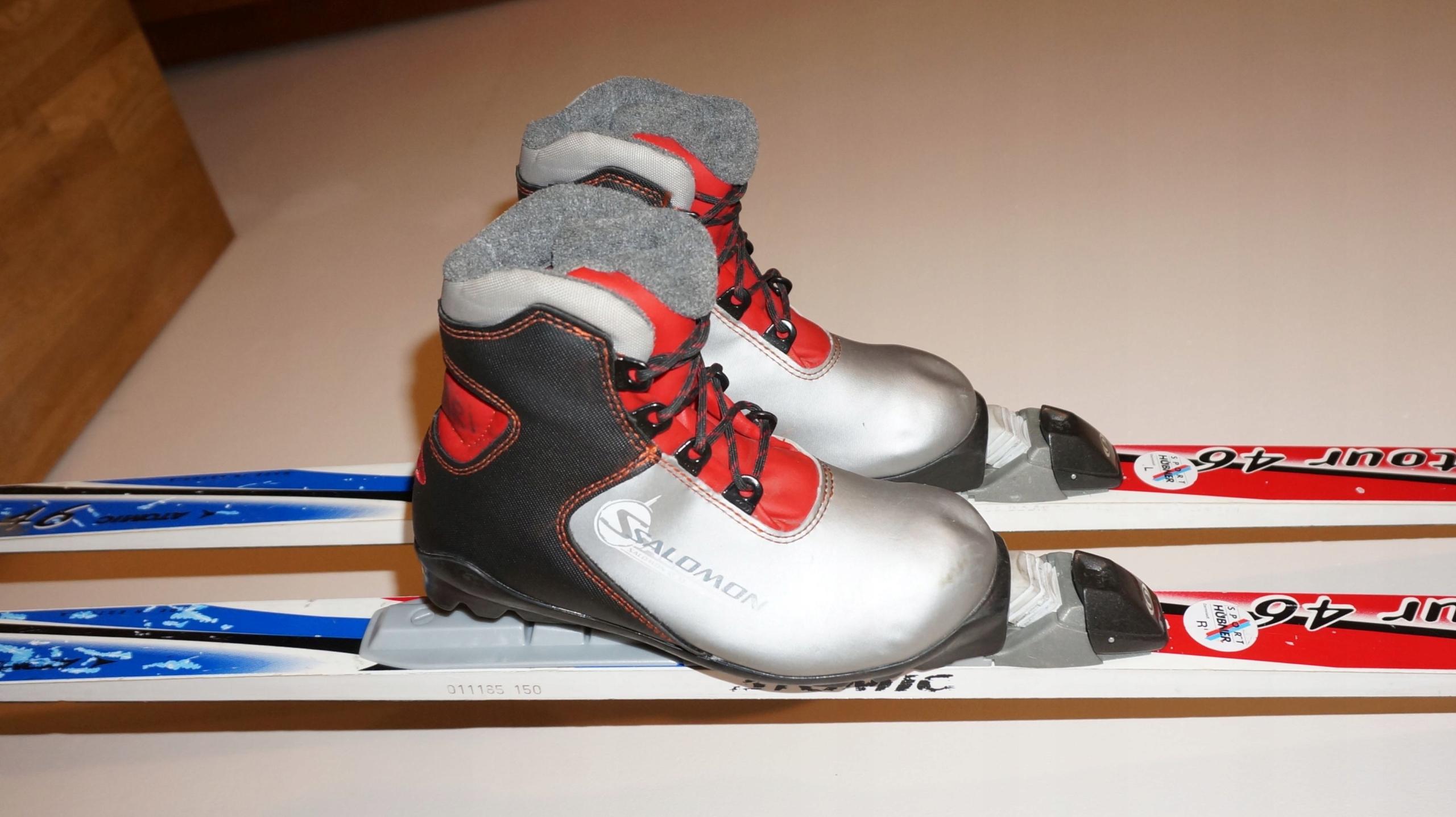 Zestaw 150 cm buty 34 22 cm lub inne SNS Profil