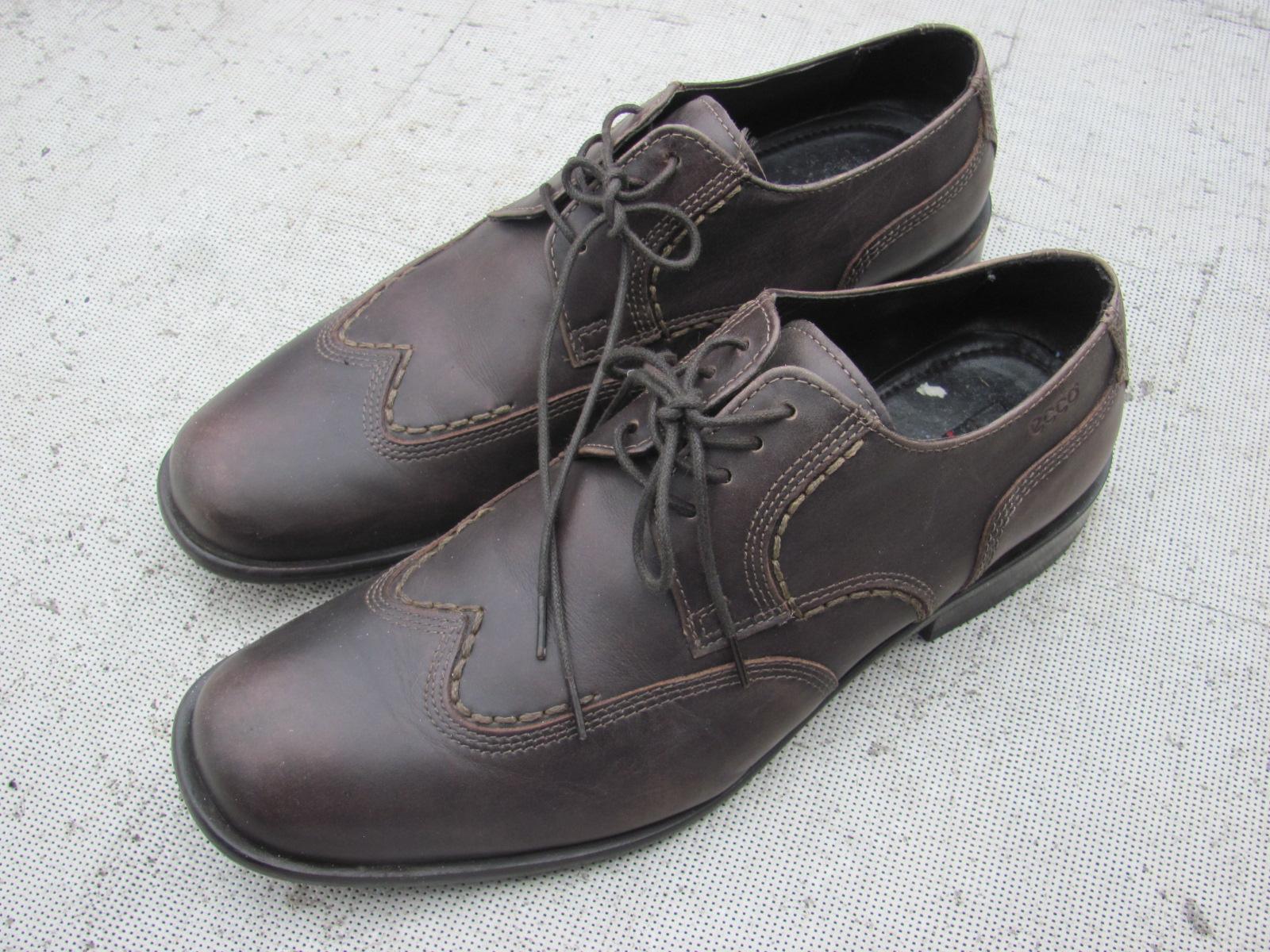 Buty męskie ECCO roz 41 / dł. wkładki 26.5 cm