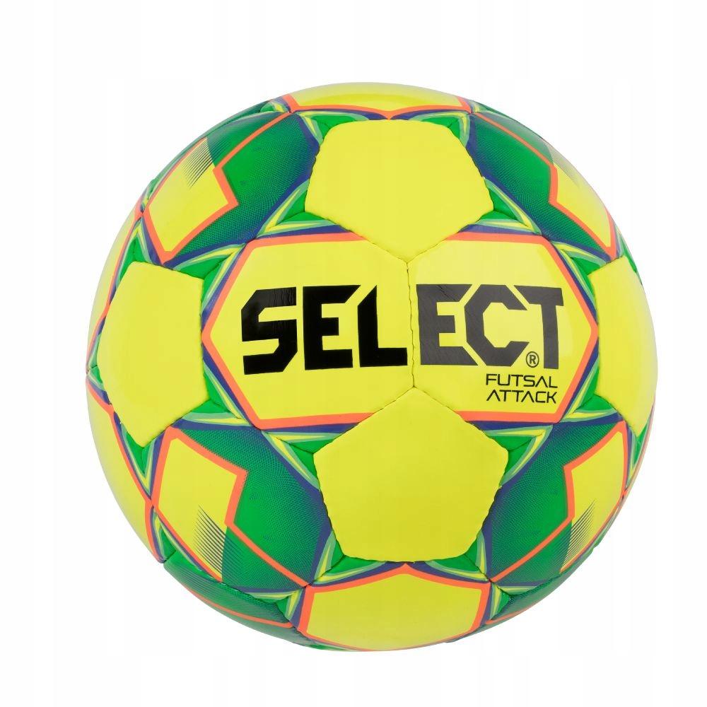 Piłka nożna halowa Select Futsal ATTACK 2 kolory