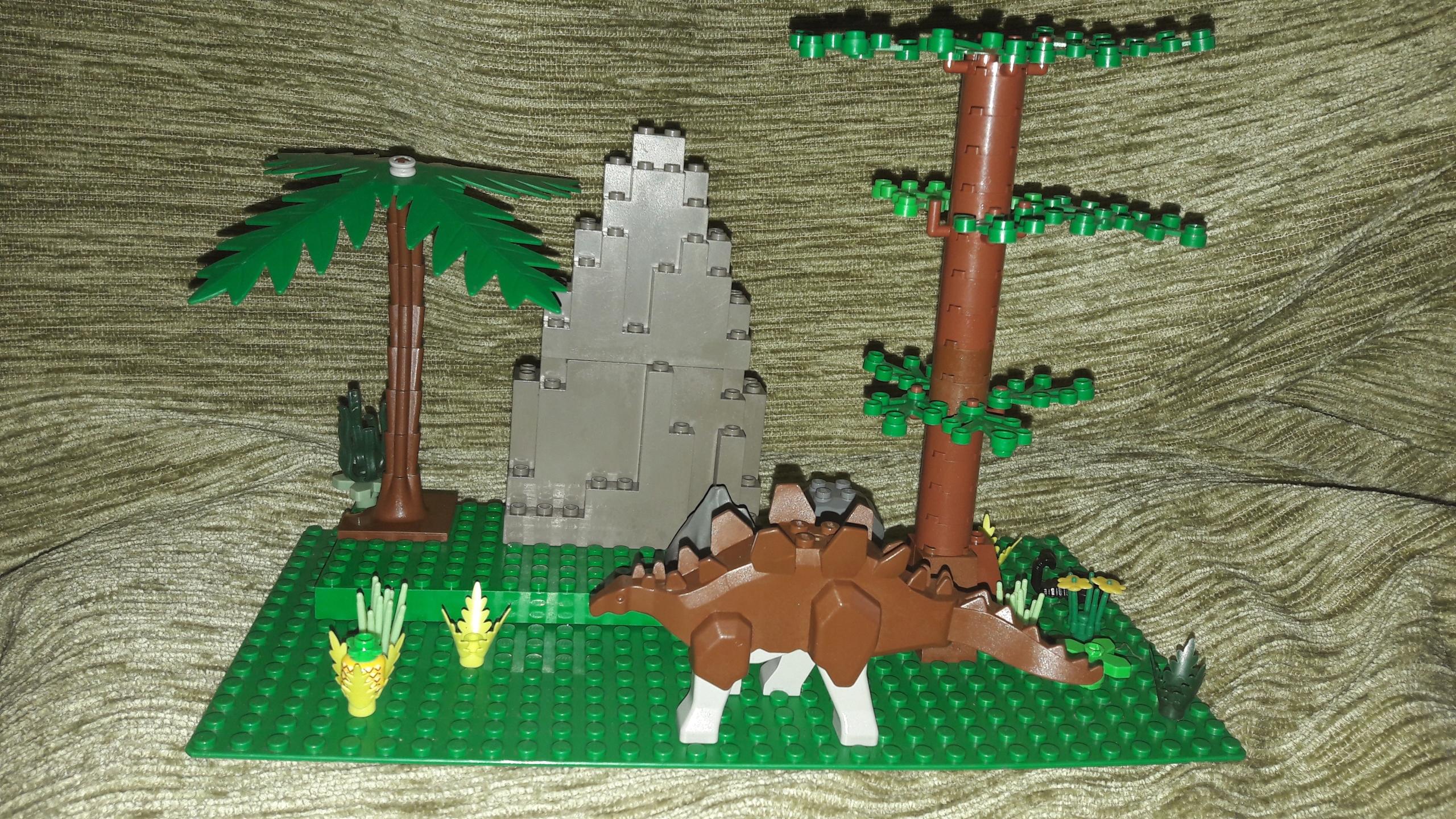 Lego Dino.