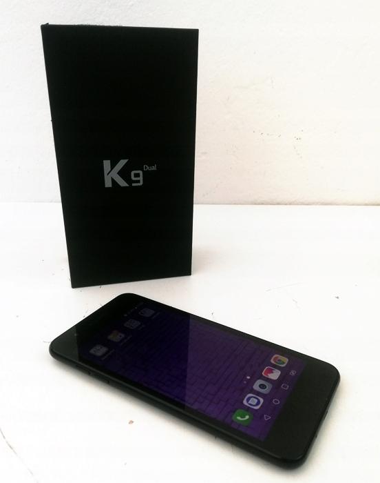 LG K9 DUAL KOMPLET