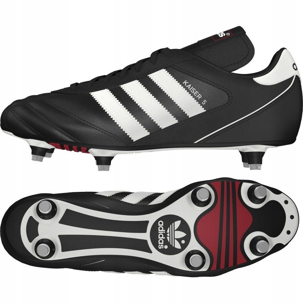 Buty adidas Kaiser 5 Cup 033200 - CZARNY; 43 1/3
