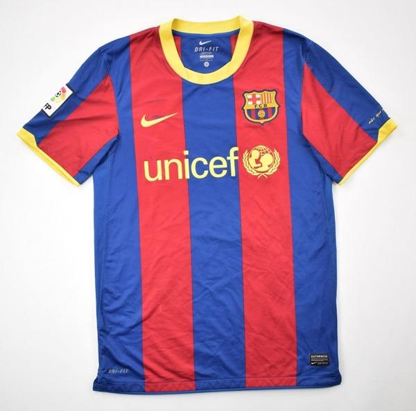 Nike 2010-11 FC BARCELONA KOSZULKA S