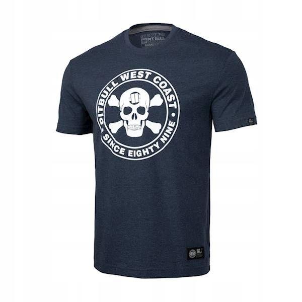 Koszulka Pit Bull Skull'19 - Chabrowa M