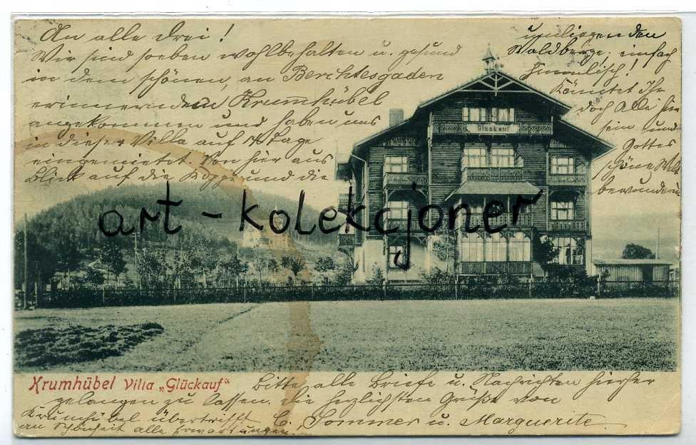 Karpacz - Krumhubel - Villa Gluckauf