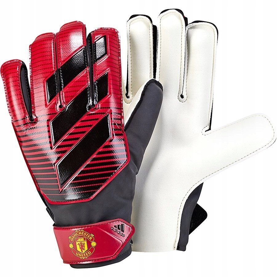 Rękawice BRAMKARSKIE adidas Manchester United 4