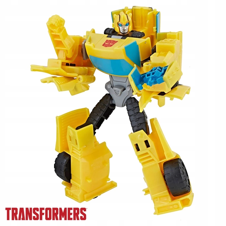 TRANSFORMERS ATTACKERS WARRIOR BUMBLEBEE E1900 6+