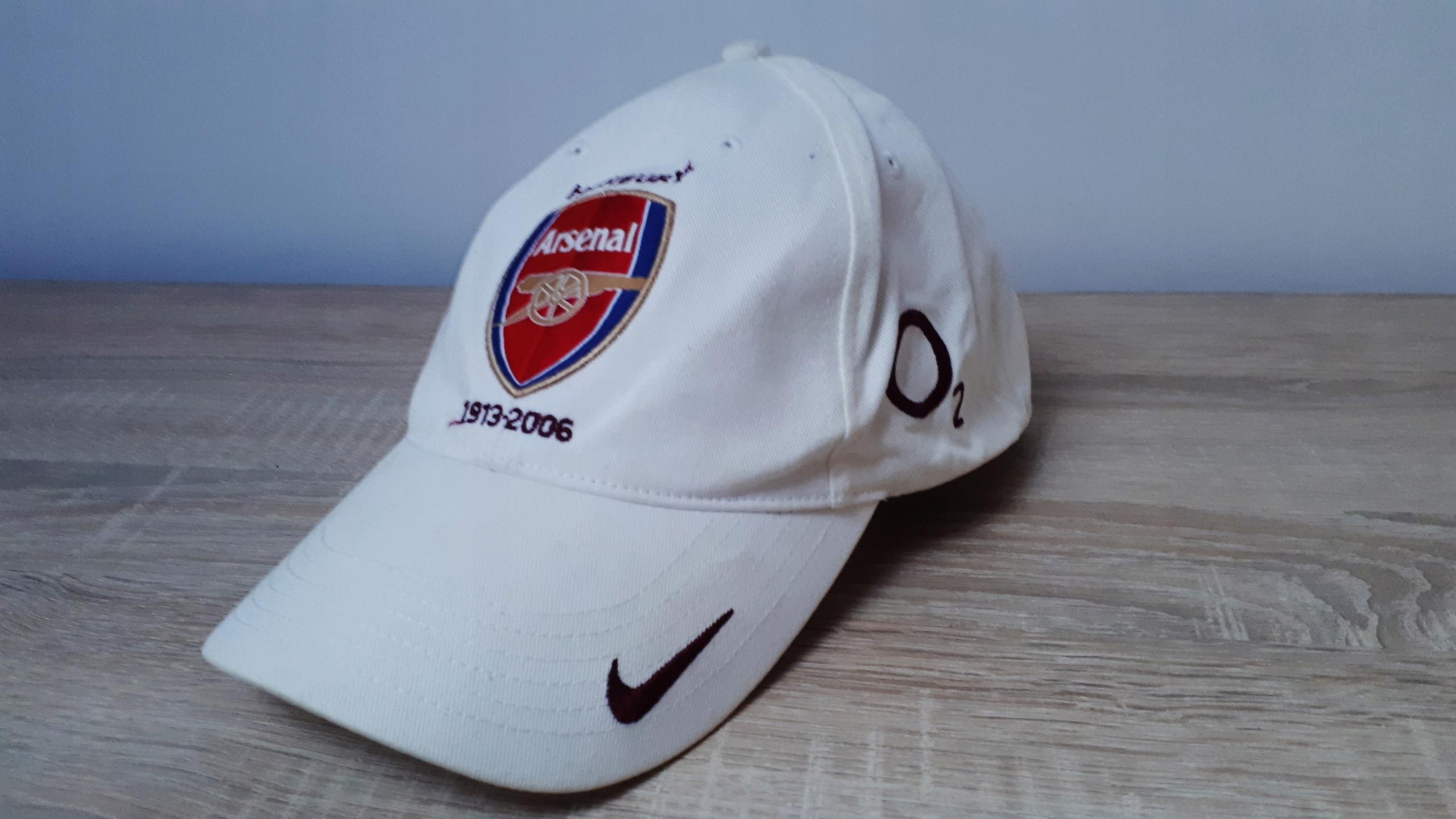 NIKE Arsenal_one size_czapka