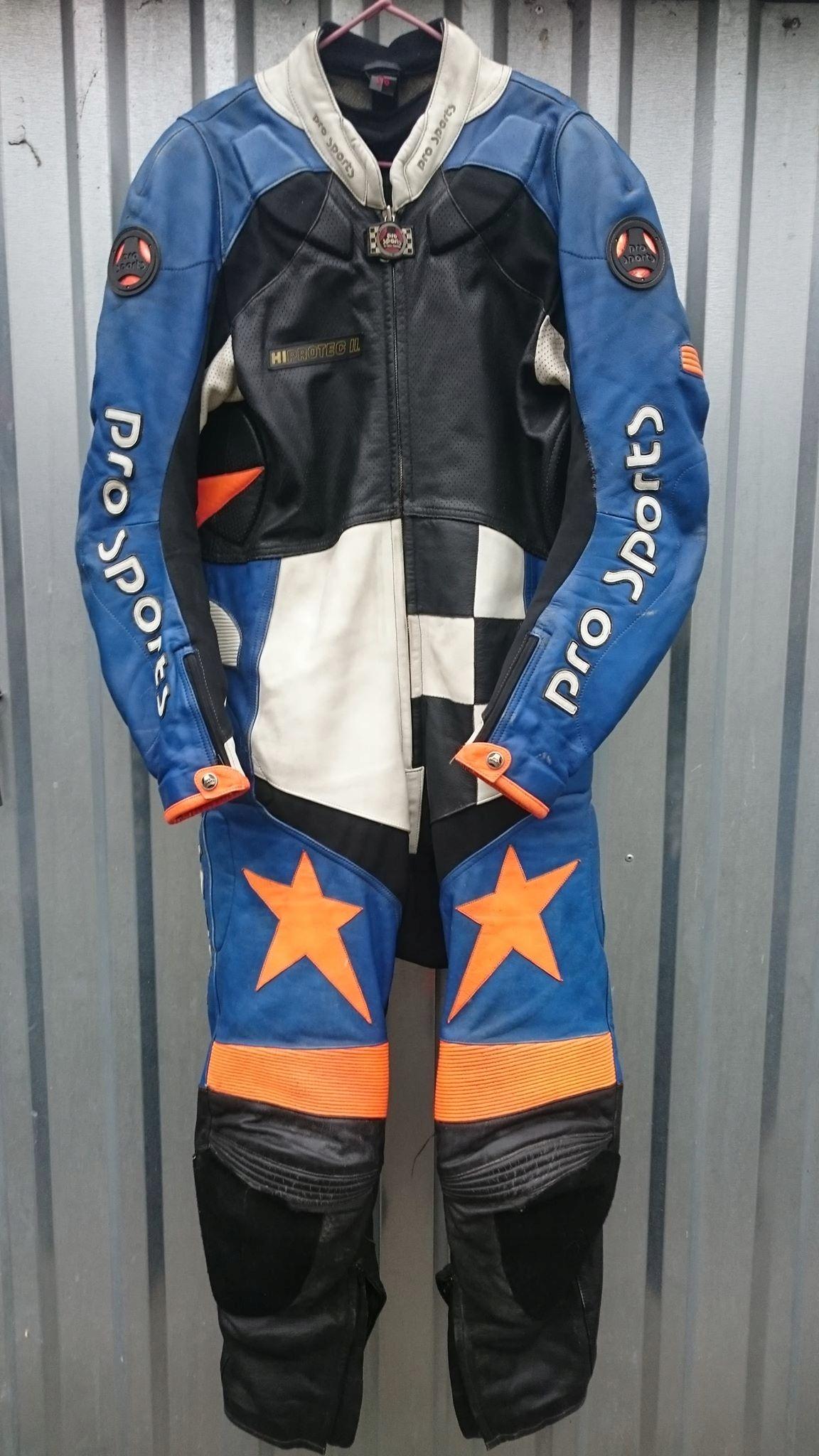 Kombinezon motocyklowy HEIN GERICKE pro sports