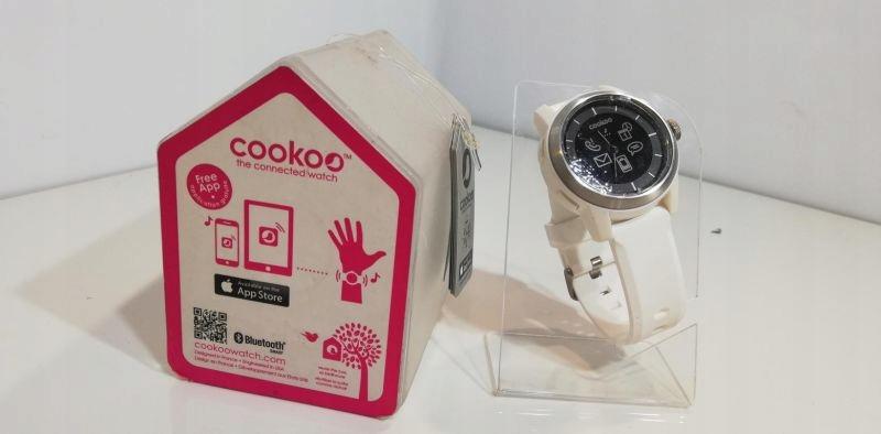 COOKOO TIME TO CONNECT SMART ZEGAREK