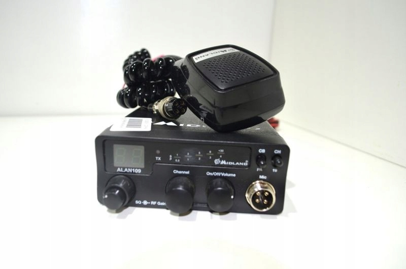 CB RADIO MIDLAND ALAN 109