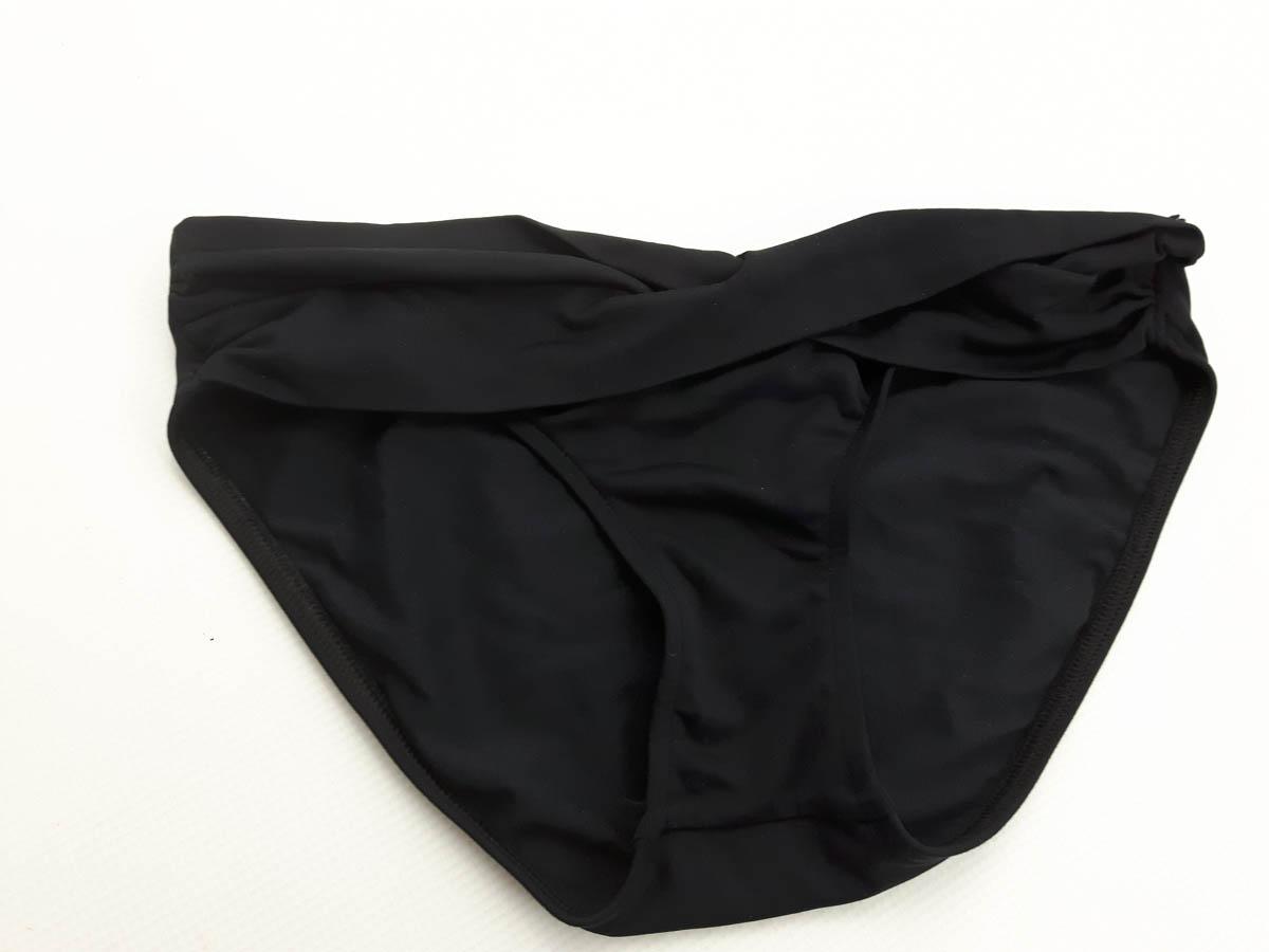 SEAFOLLY czarne FIGI OD STROJU _ modne 36 S