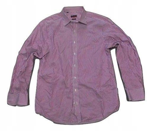 U Modna Wygodna Koszula Pierre Cardin 16 L z USA!