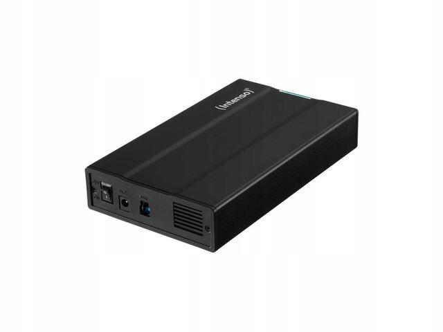 INTENSO Dysk 5TB MemoryBox Czarny 3,5'' USB 3.0