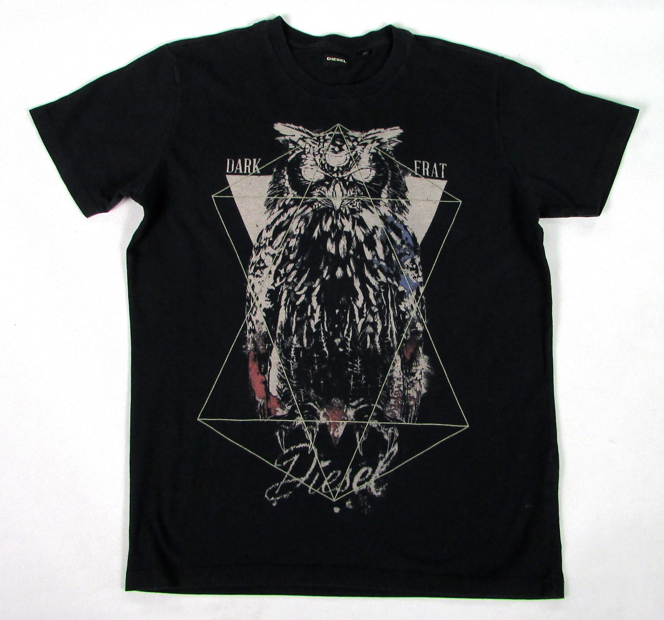 * *DIESEL **__M__Modny, super t-shirt