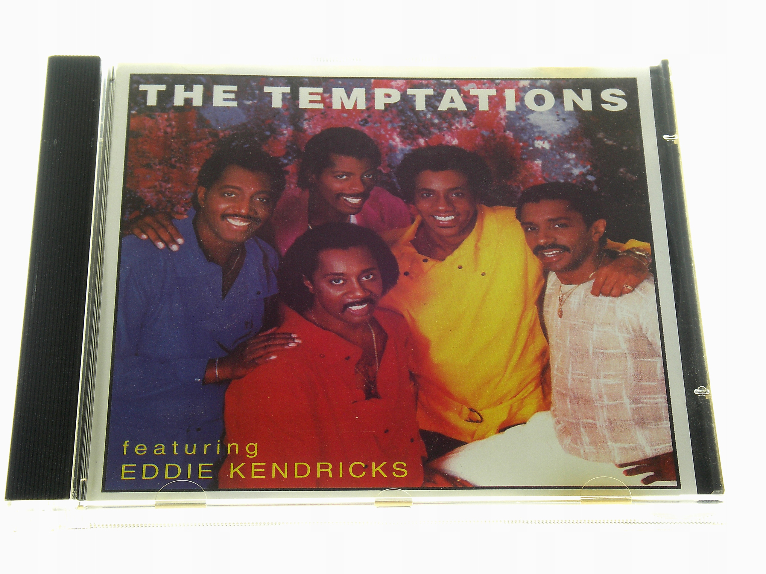 THE TEMPTATIONS FEATURING - EDDIE KENDRICKS