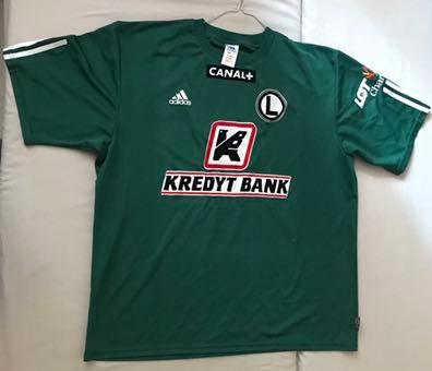 Legia Warszawa - koszulka meczowa adidas 2002/2003