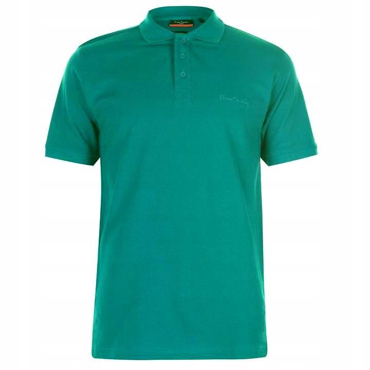 E2201 PIERRE CARDIN koszulka polo męska M