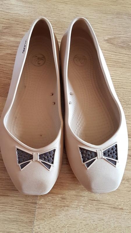 Baleriny Crocs W5 / 36