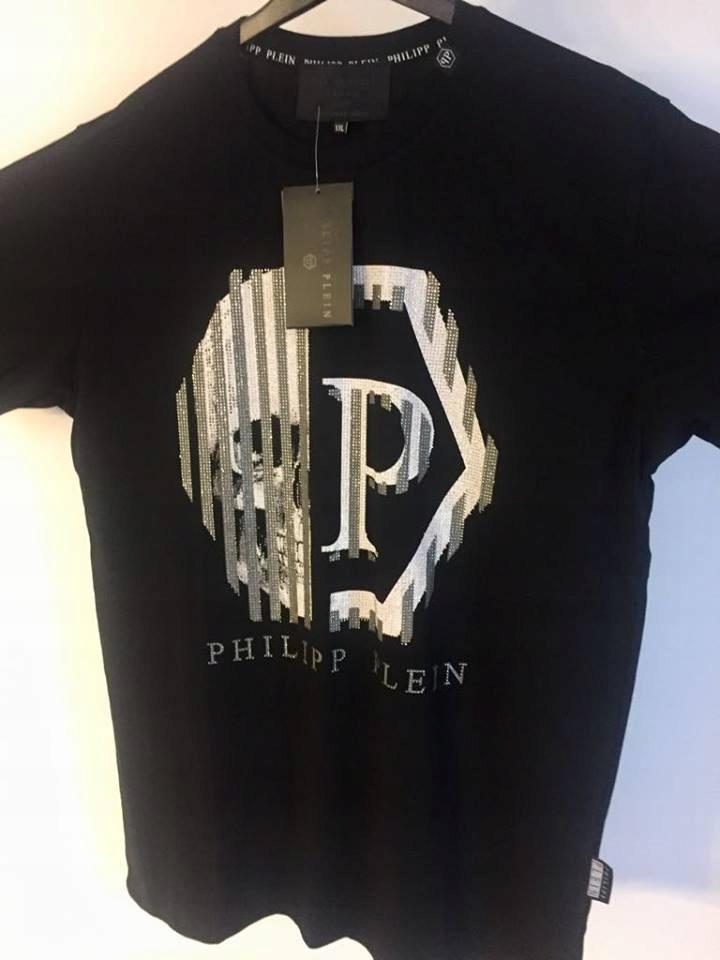 2b538d5bf3e8 PHILIPP PLEIN T-SHIRT XXL JEDYNA TAKA - 7680527076 - oficjalne ...