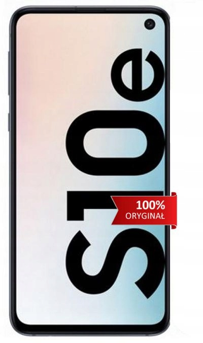 Wymiana modułu LCD Samsung Galaxy S10e SM-G970F