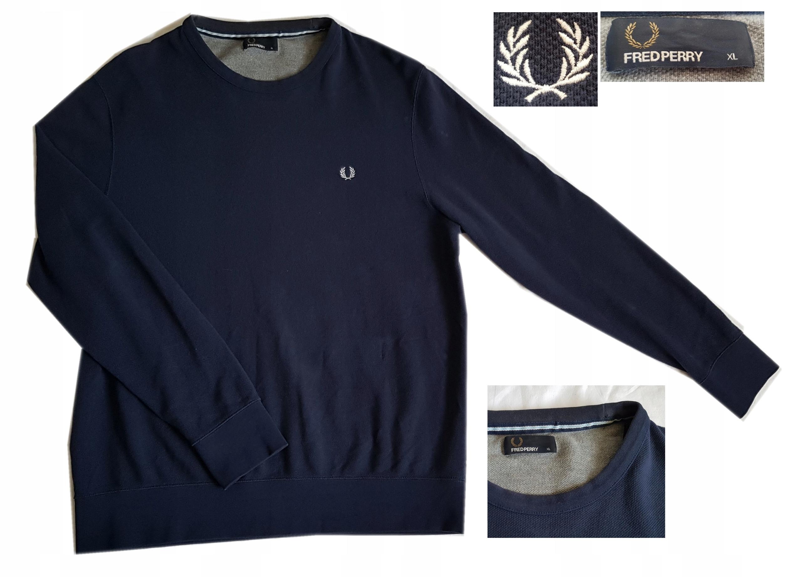 Bluza Fred Perry rozmiar XL/XXL