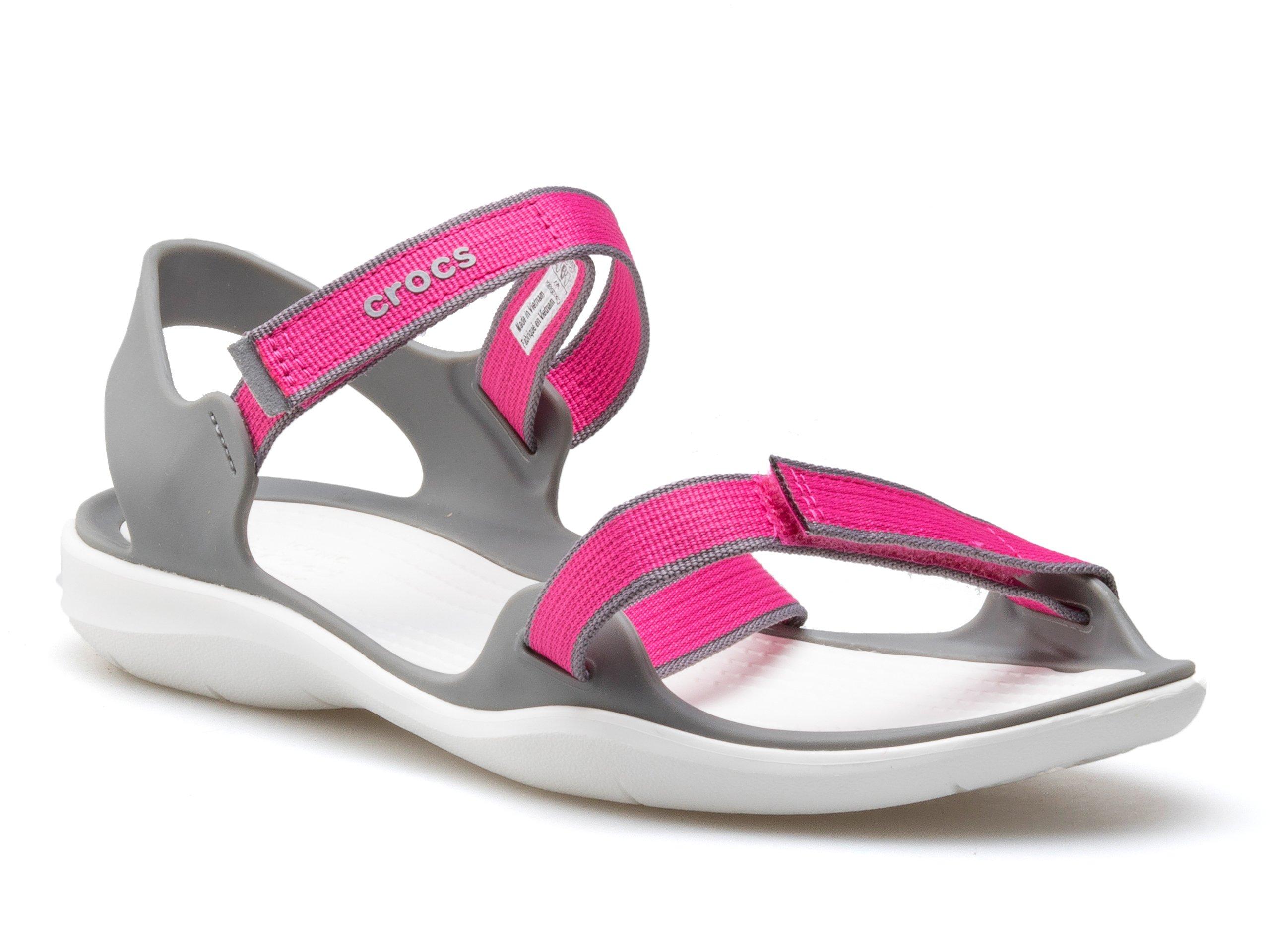 amazonka urzędnik kup najlepiej Sandały Crocs Swiftwater 204804-6OH r. 41-42 - 7302458868 ...