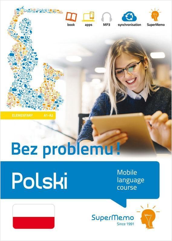 POLSKI. MOBILNY KURS JĘZYKOWY A1-A2