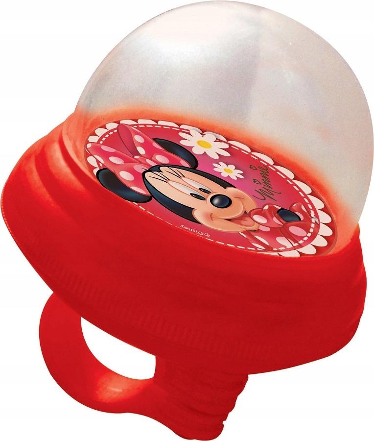 Piszczałka dzwonek rowerowy Myszka Minnie Disney