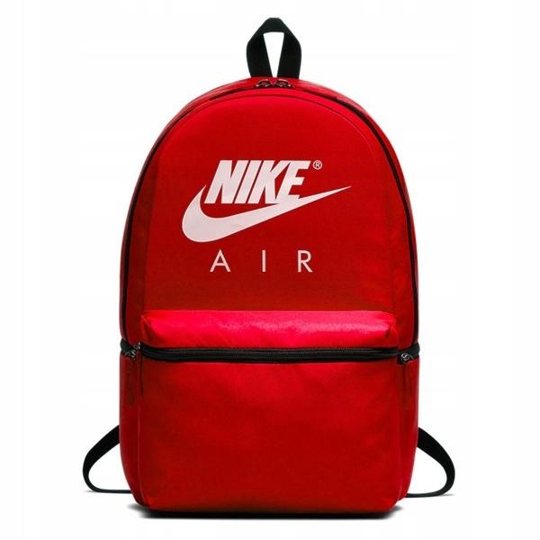 Plecak szkolny miejski NIKE AIR BA5777 687
