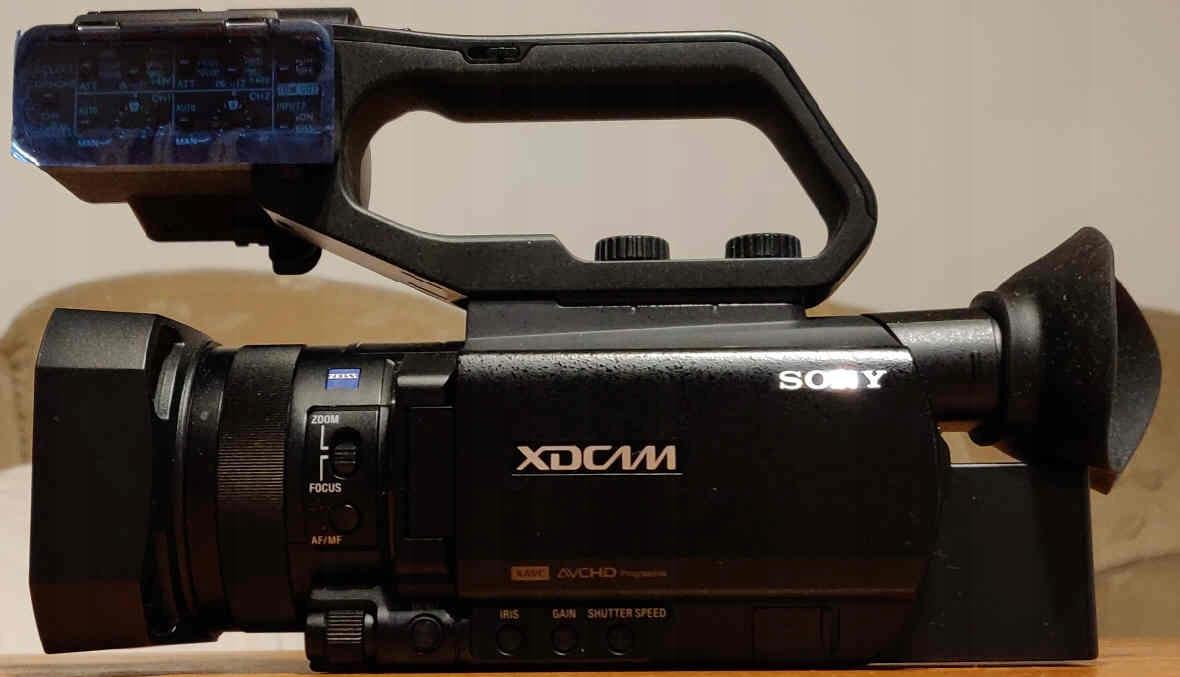 Sony PXW - X70. Gratis - licencja 4K !