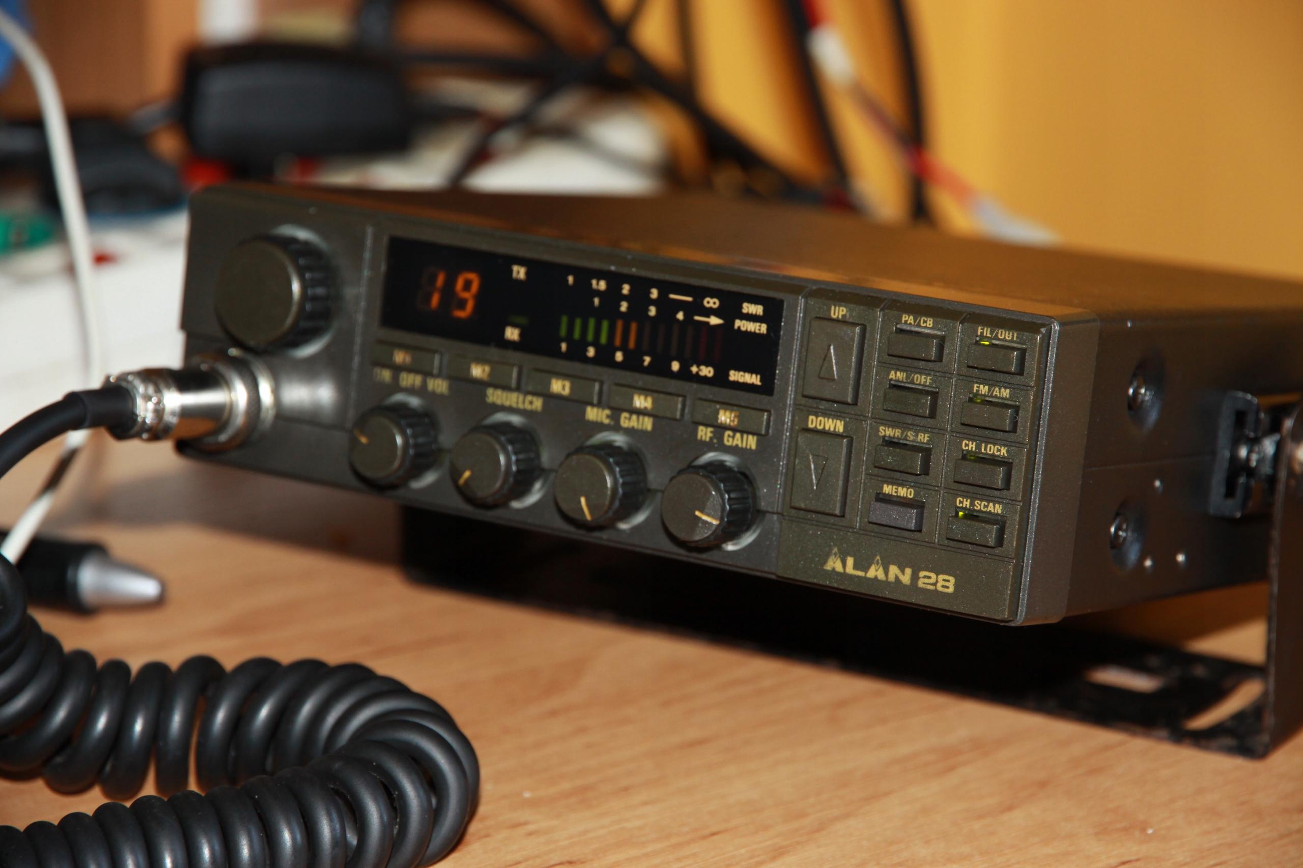CB Radio Alan 28 Kolekcjonerski!!!