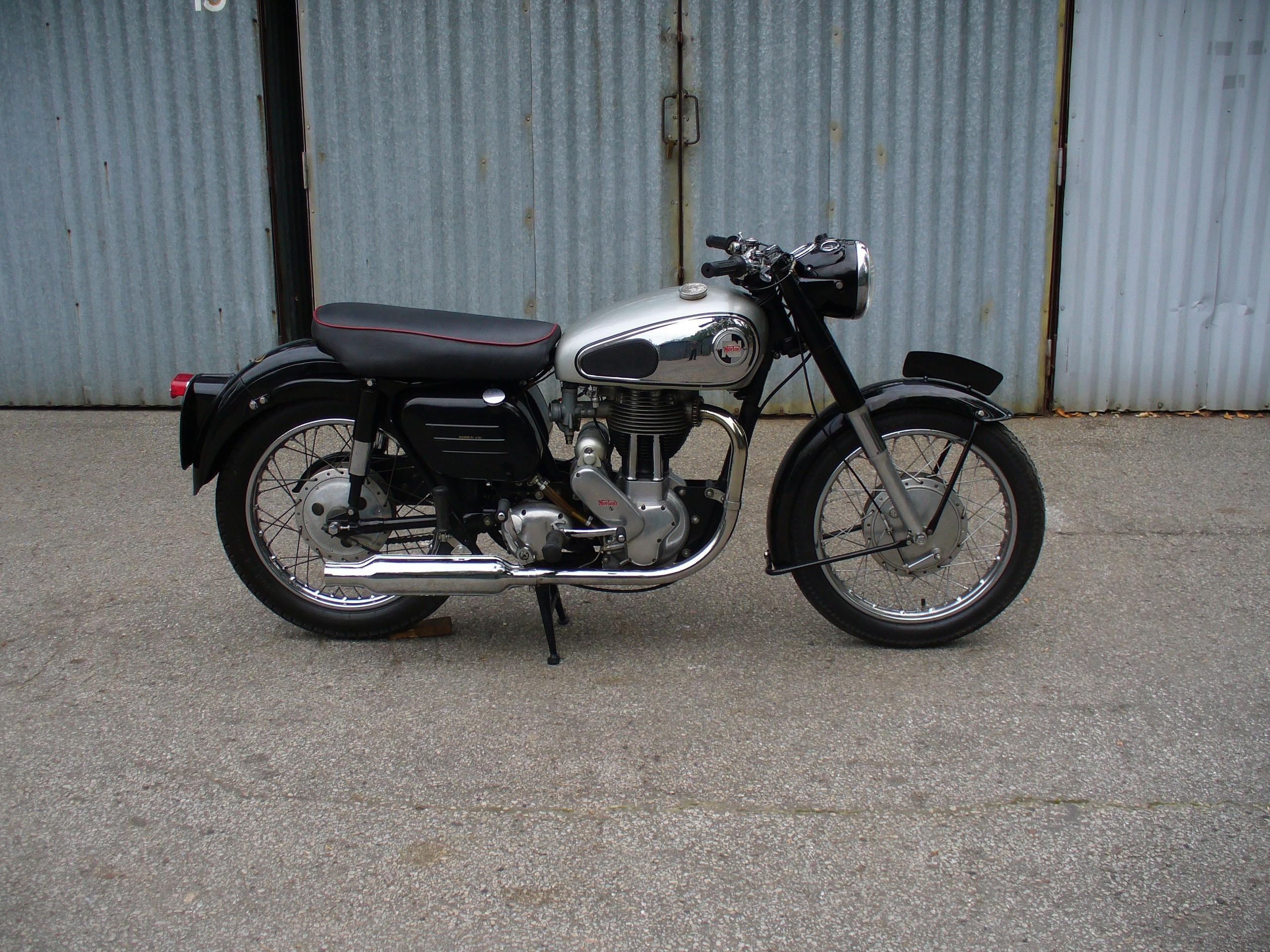 Norton 350cm model 50 1958r