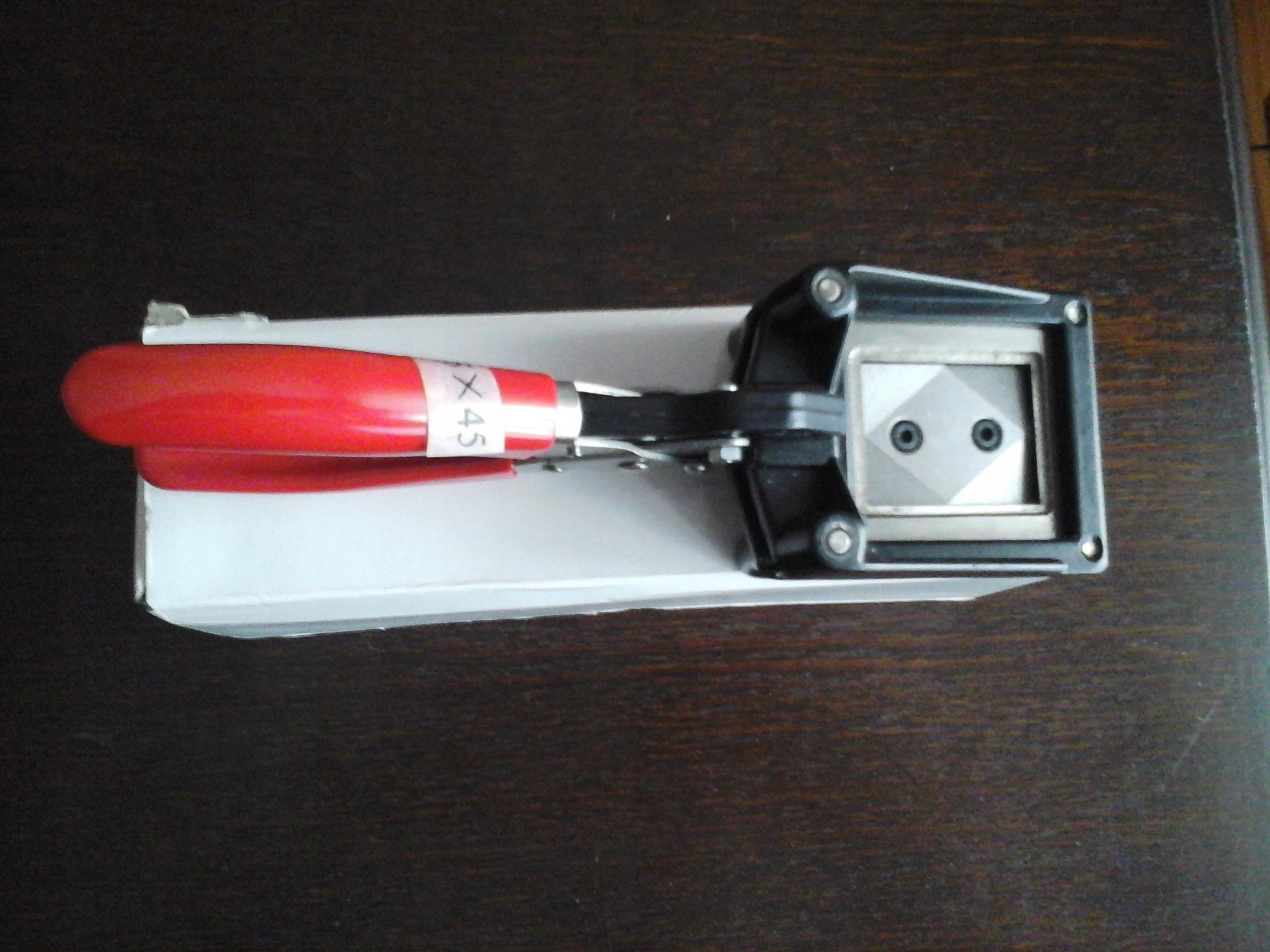 Nowa Wycinarka do zdjęć 35x45mm