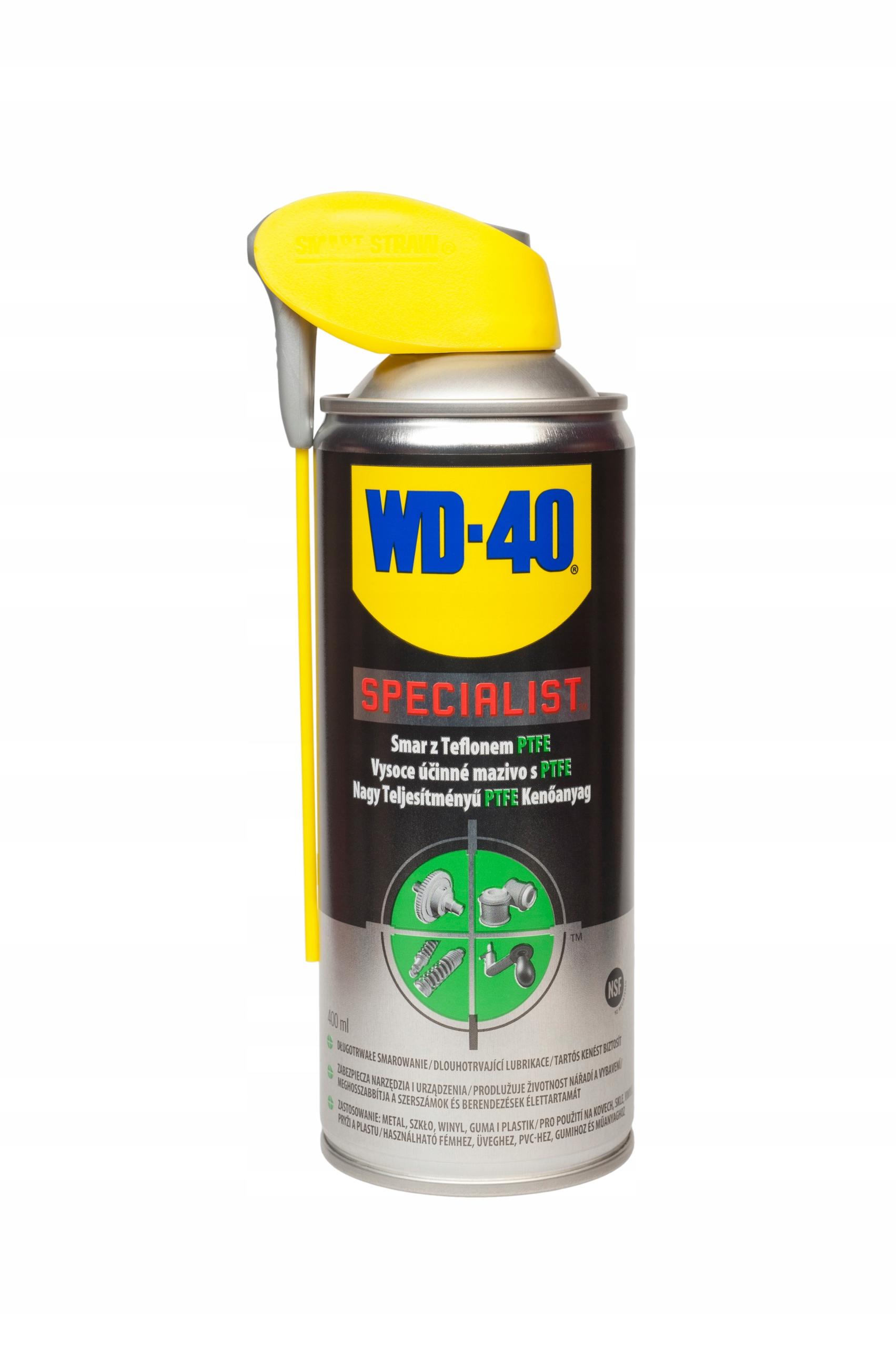 WD-40 Smar PTFE 400ml Specialist