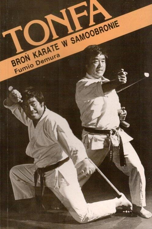 Tonfa Broń Karate W Samoobronie