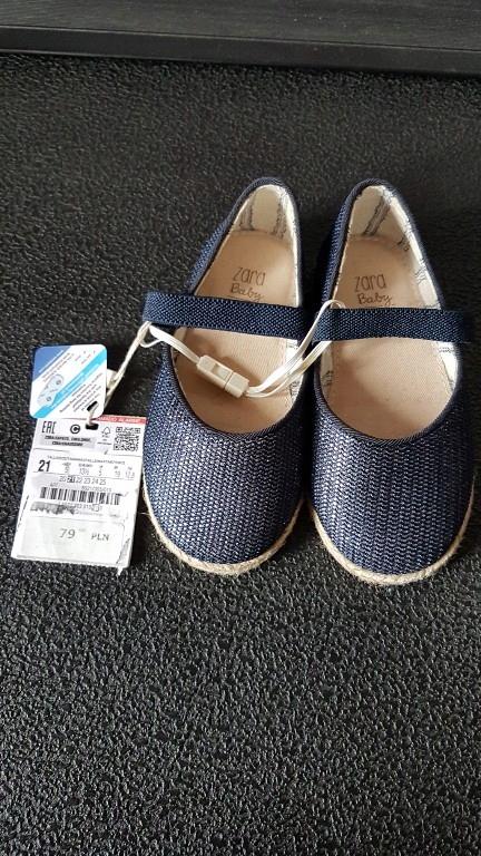 Buty dziecięce Zara Baby
