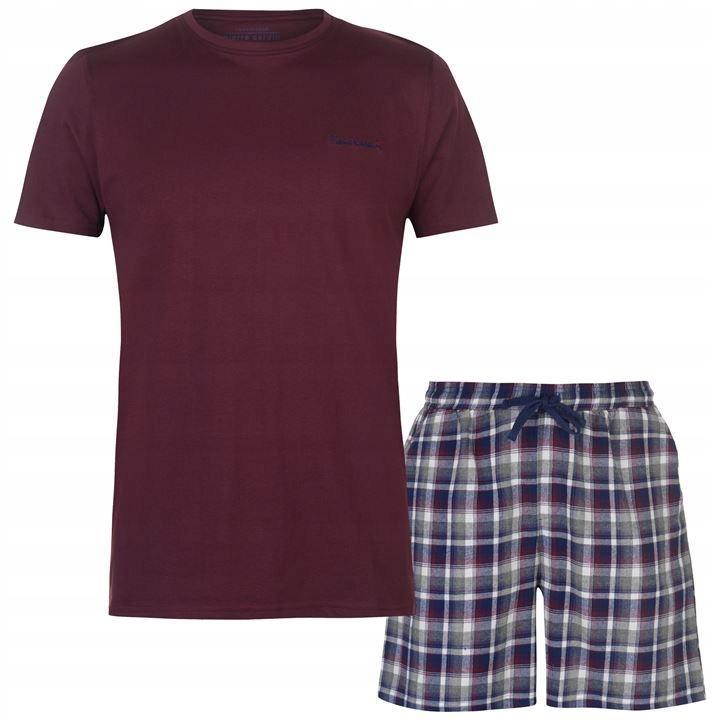 PIERRE CARDIN męska piżama pidżama krótka XL