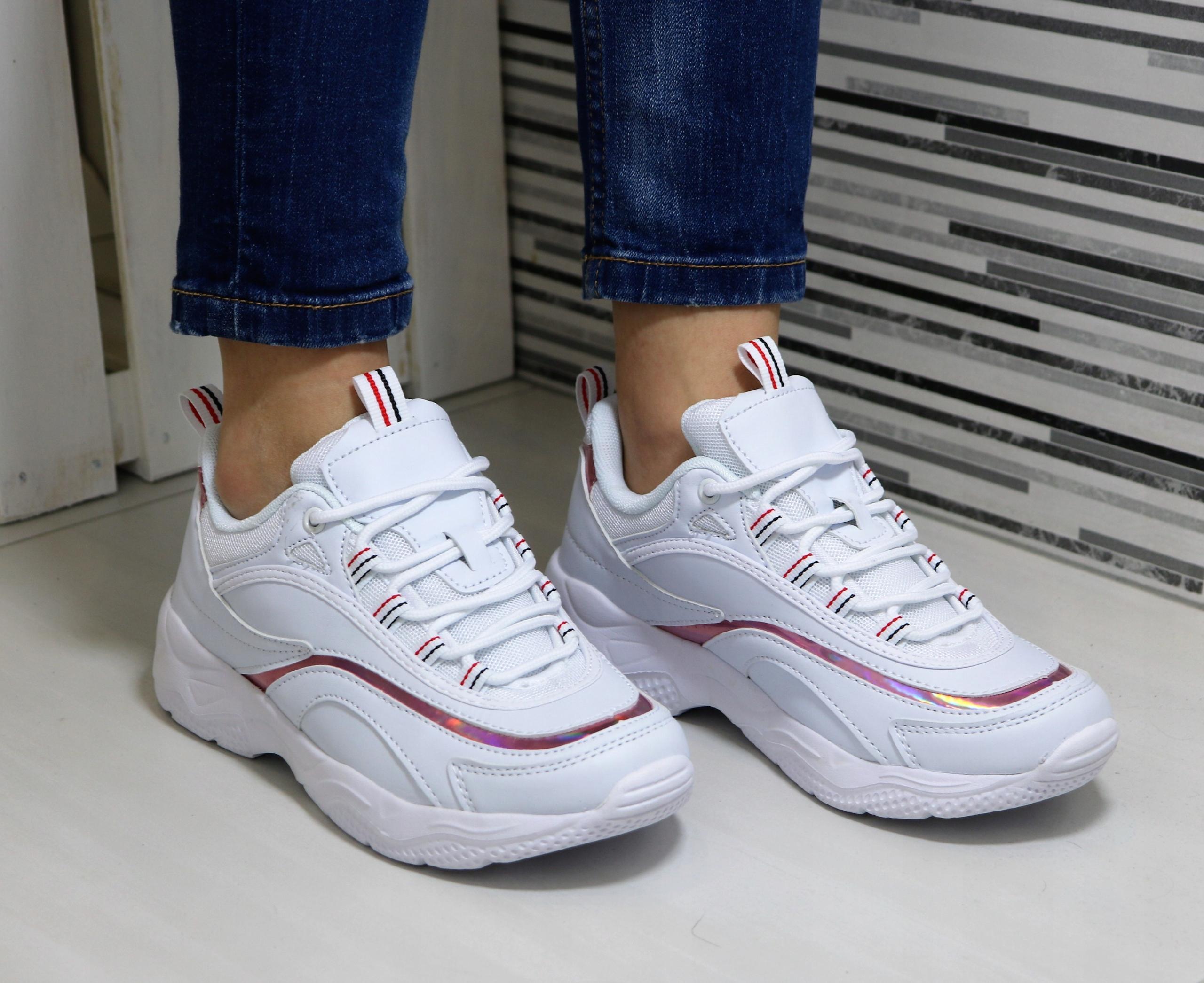 popularna marka nowy design dobra tekstura Buty Damskie Sportowe Adidasy 38r - 7861261407 - oficjalne ...