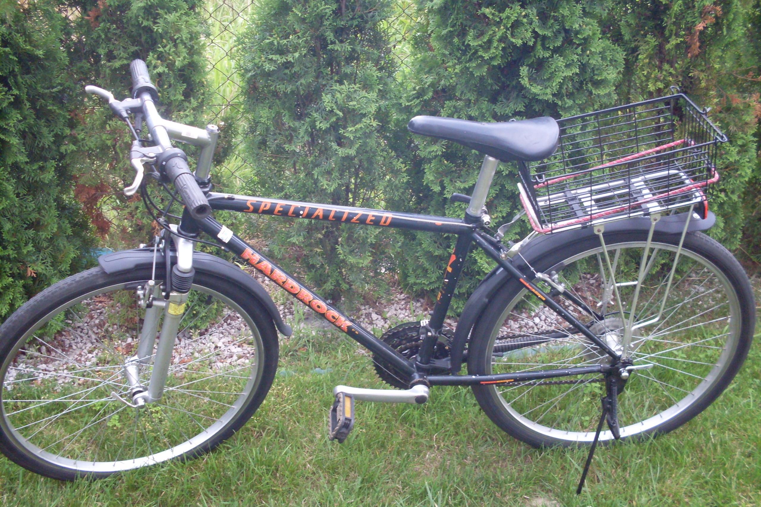 Specialized rower górski.