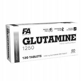 FA PERFORMANCE Glutamine 1250 120 tabl