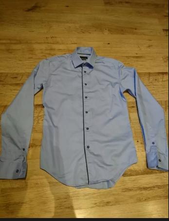 Koszula biznesowa marki Zara slim fit rozmiar S