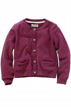 NEXT sweterek bordo___110