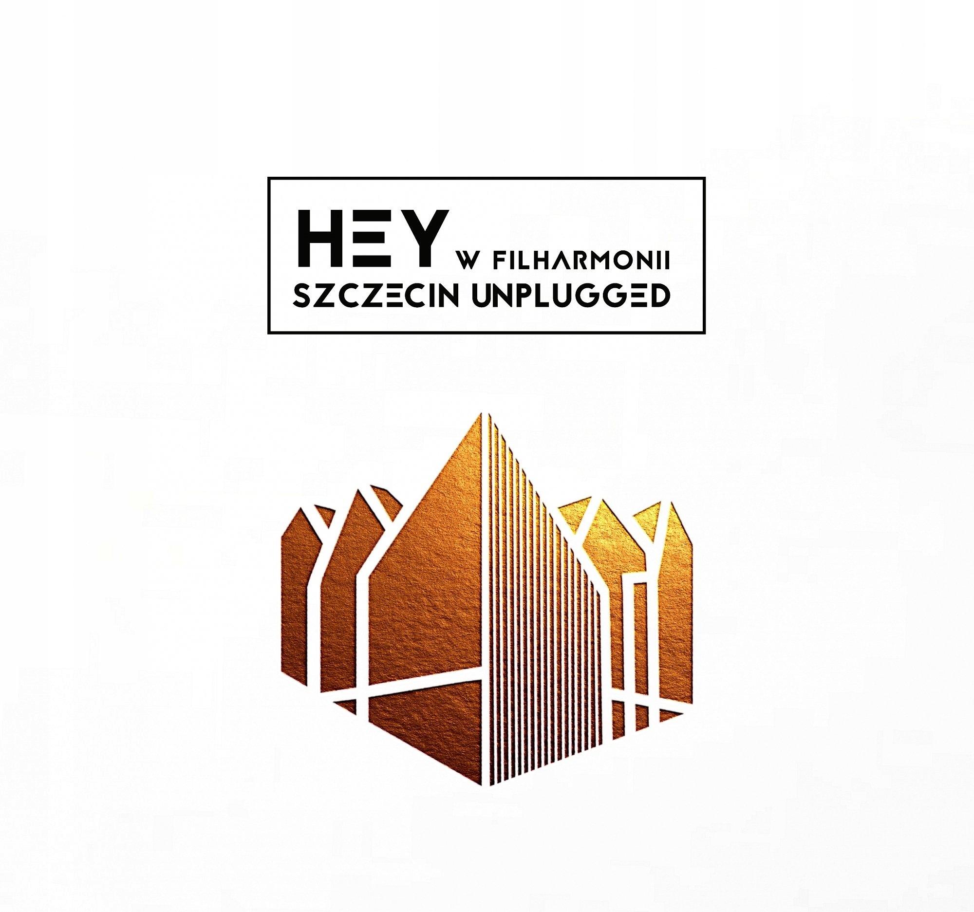 HEY Hey w Filharmonii Szczecin Unplugged DIGIBOOK