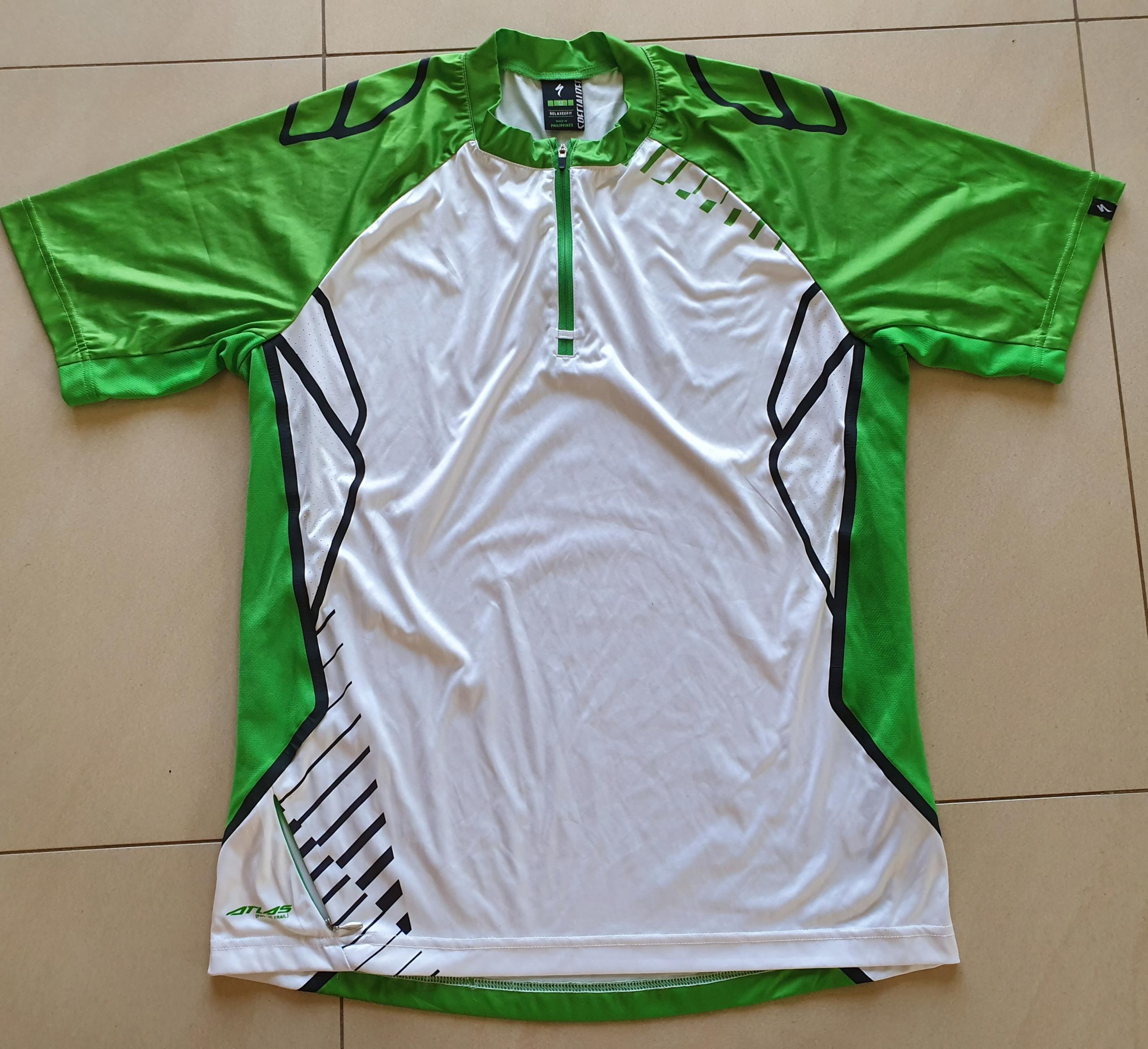 Specialized koszulka kolarska Atlas pro xc trail M