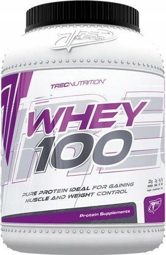 Trec Nutrition Whey 100 600g czekolada