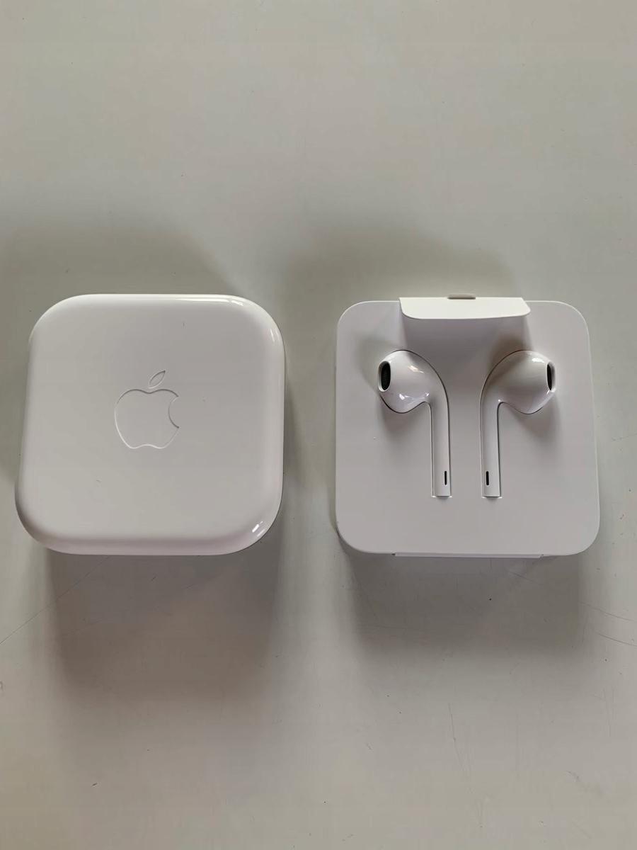 Słuchawki APPLE EarPods iPhone lightning