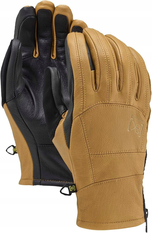 rękawice Burton Leather Tech Glove AK - Raw Hide