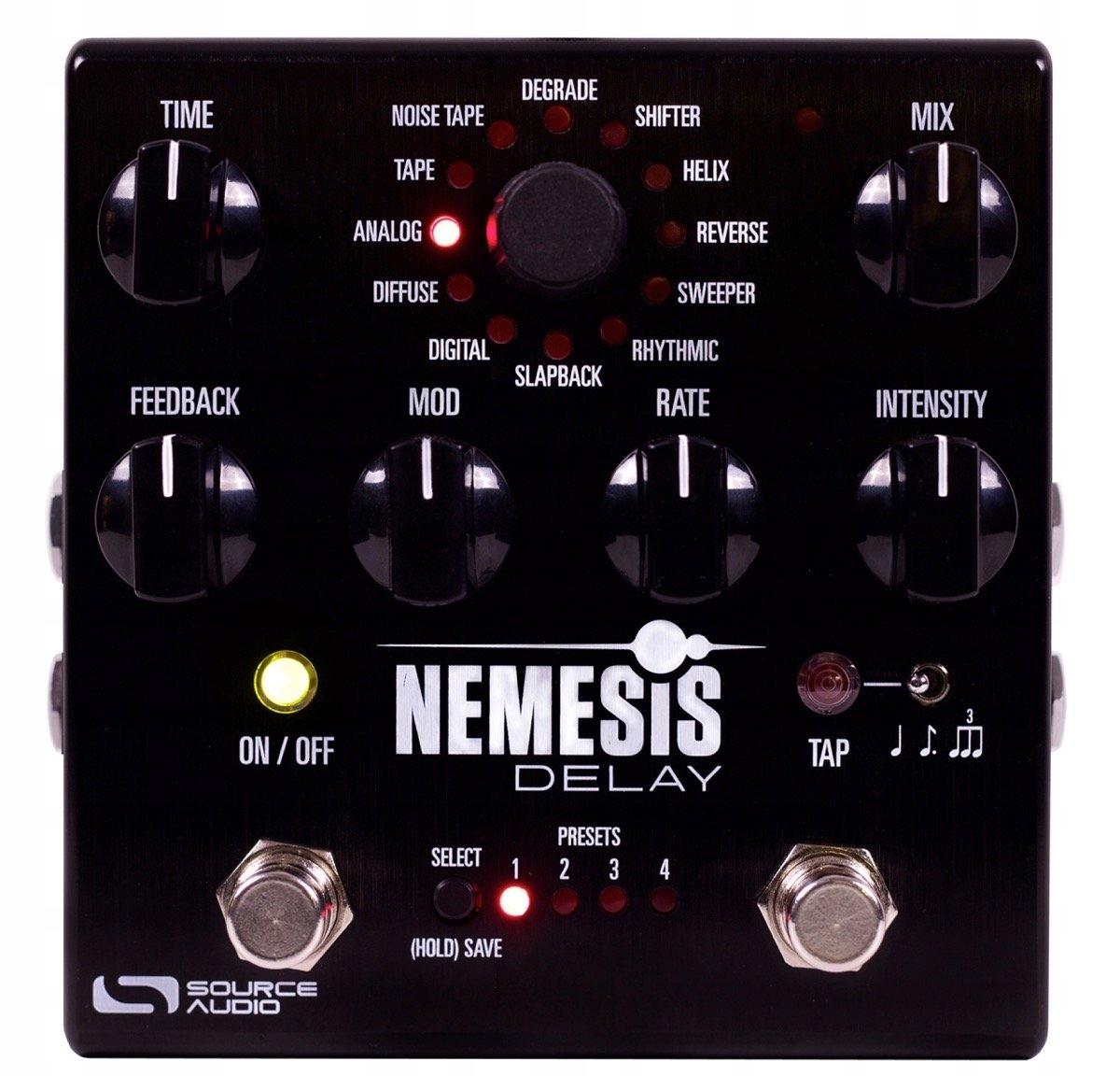 Source Audio Nemesis Delay Od Ręki